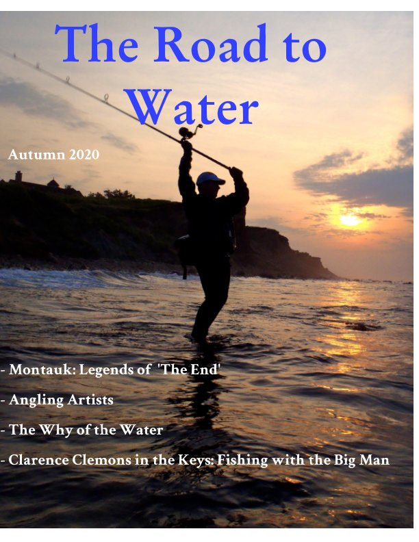 View The Road to Water: Issue 1 by R. Bach, M. Nolan, J. Spica