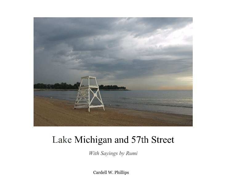 View Lake Michigan and 57th Street by Cardell W. Phillips