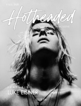 HOTHEADED MAGAZINE Issue 4 book cover