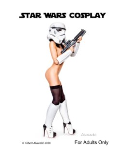 Star Wars Cosplay book cover