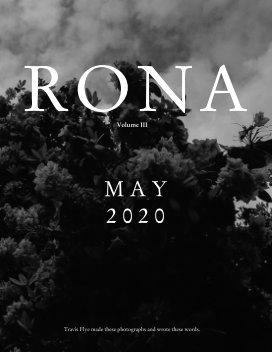 Rona Mag: May 2020 book cover