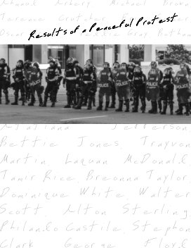 Results of a Peaceful Protest book cover