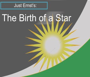 Just Ernst's Birth of a Star book cover