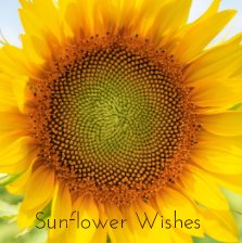 Sunflower Wishes book cover