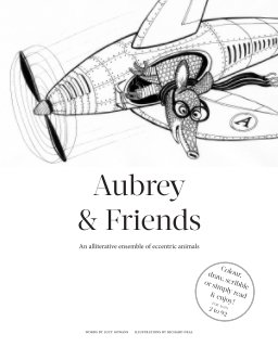 Aubrey and Friends 2020 book cover