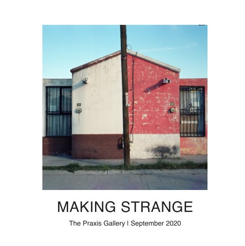 View Making Strange by Praxis Gallery