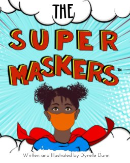 The Supermaskers book cover