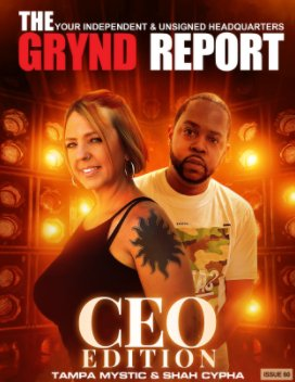 The Grynd Report Issue 60 book cover