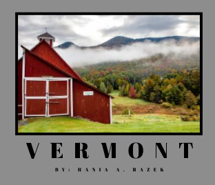 Vermont book cover