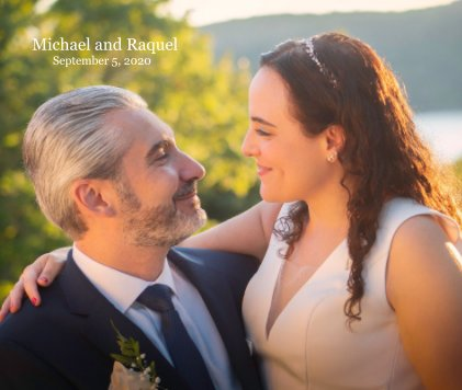 Michael and Raquel September 5, 2020 book cover