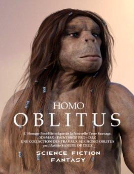 Homo Oblitus book cover