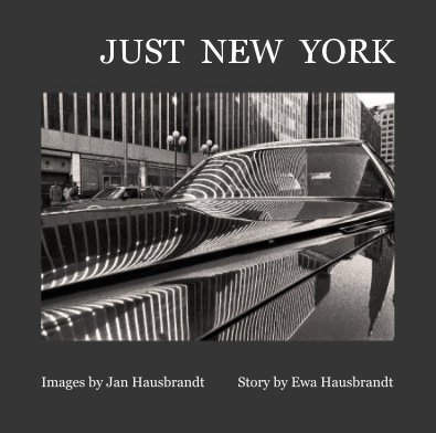 Just New York book cover