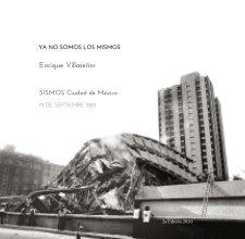 //// Sismo Ciudad de México //// book cover