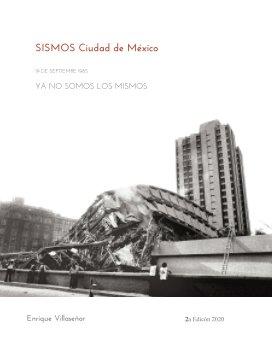//// Sismos Ciudad de México //// book cover
