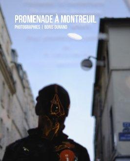 Promenade à Montreuil book cover