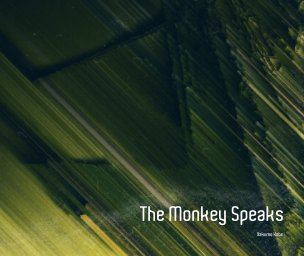 The Monkey speaks - Photobook book cover
