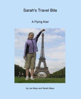 Sarah's Travel Bite book cover