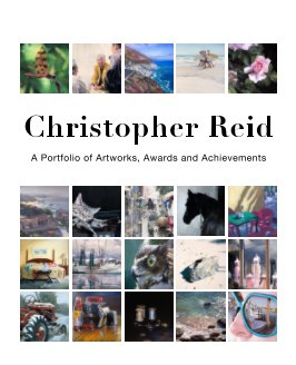 Christopher Reid book cover
