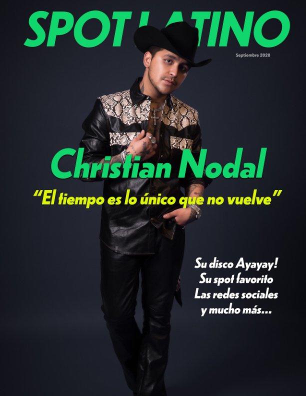 Visualizza Christian Nodal 2020 di Spot Latino