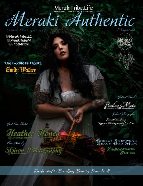 View Meraki Authentic October 2020 Issue 1 by Kateri Taylor