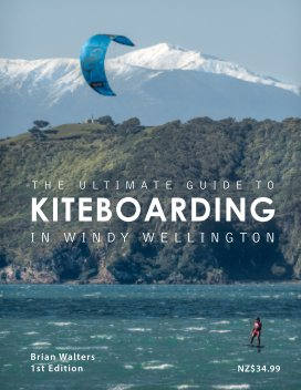 Wellington Kiting book cover