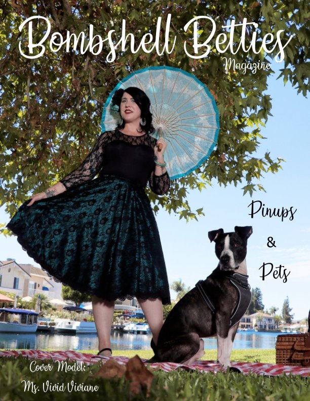 View Bombshell Betties Pinups and Pets by Ms. Vivid Viviane