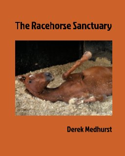 Racehorse Sanctuary book cover