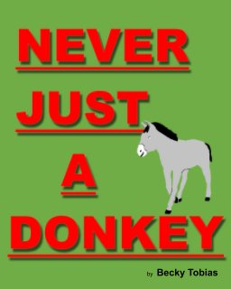 Never Just A Donkey book cover
