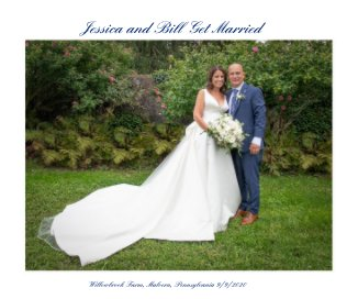 Jessica and Bill Get Married book cover