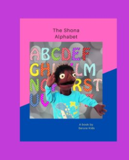 The Shona Alphabet with Trymore book cover