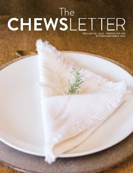 The Chews Letter book cover