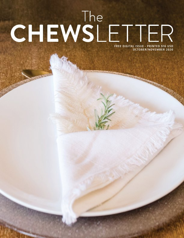 View The Chews Letter by The Chews Letter, LLC