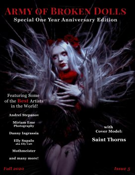 Army of Broken Dolls-Fall 2020-Issue 5 book cover