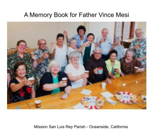 A Memory Book for Father Vince Mesi book cover