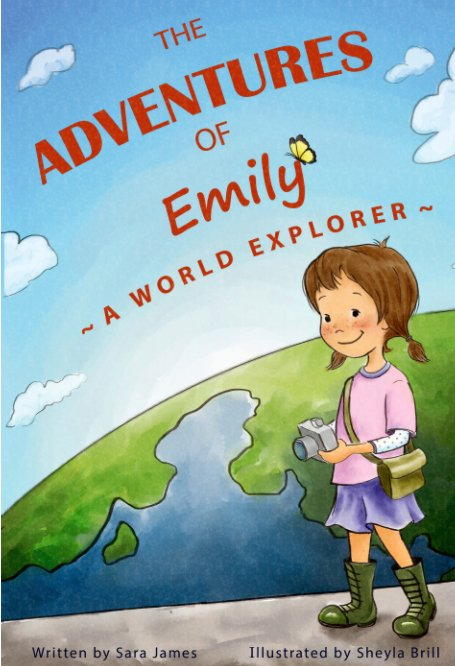 View The Adventures of Emily by Sara James