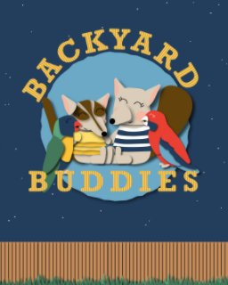 Backyard Buddies book cover