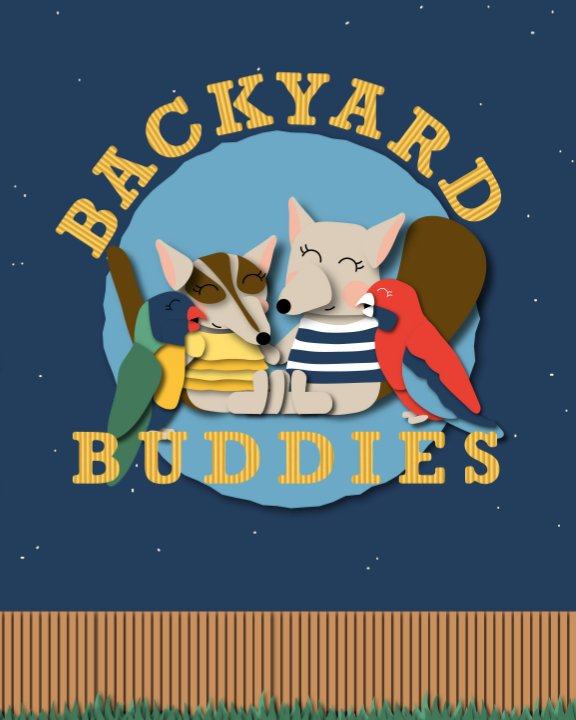View Backyard Buddies by Tori Caljouw