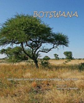 Botswana 2003 book cover