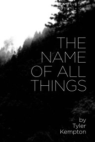 The Name Of All Things book cover