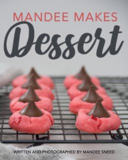 Mandee Makes Dessert book cover