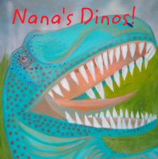 Nana's Dinos book cover