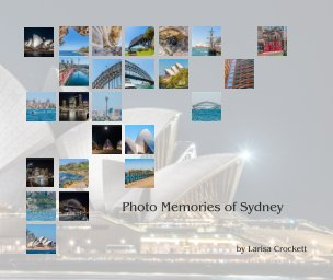 Photo Memories of Sydney book cover