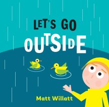 Let's Go Outside book cover