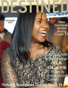 Destined Magazine book cover
