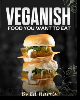 Veganish book cover