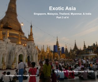 Exotic Asia book cover