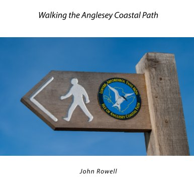 Walking the Anglesey Coastal Path book cover