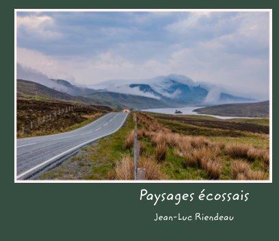 Paysages écossais book cover