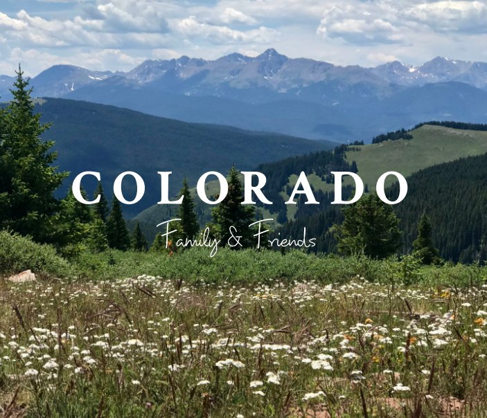 View Colorado by Sondra C. Hartt