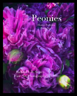 Peonies book cover